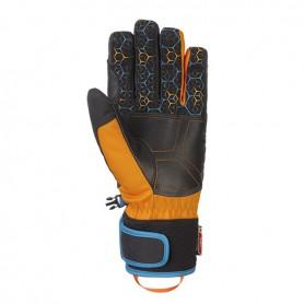 Gants de ski REUSCH Stuart R-Tex Bleu / Orange Hommes