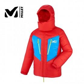Doudoune Expédition Millet MXP Trilogy Down Rouge Homme