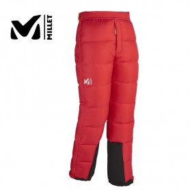 Pantalon Expédition Millet MXP Trilogy Down Rouge Homme