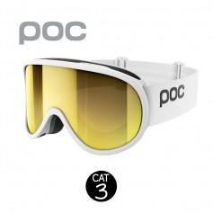 Masque de ski POC Retina Clarity Blanc Unisexe Cat.3