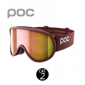 Masque de ski POC Retina Clarity Prune Unisexe Cat.2
