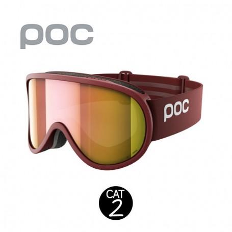 Masque de ski POC Retina Clarity Prune Unisexe Cat.2