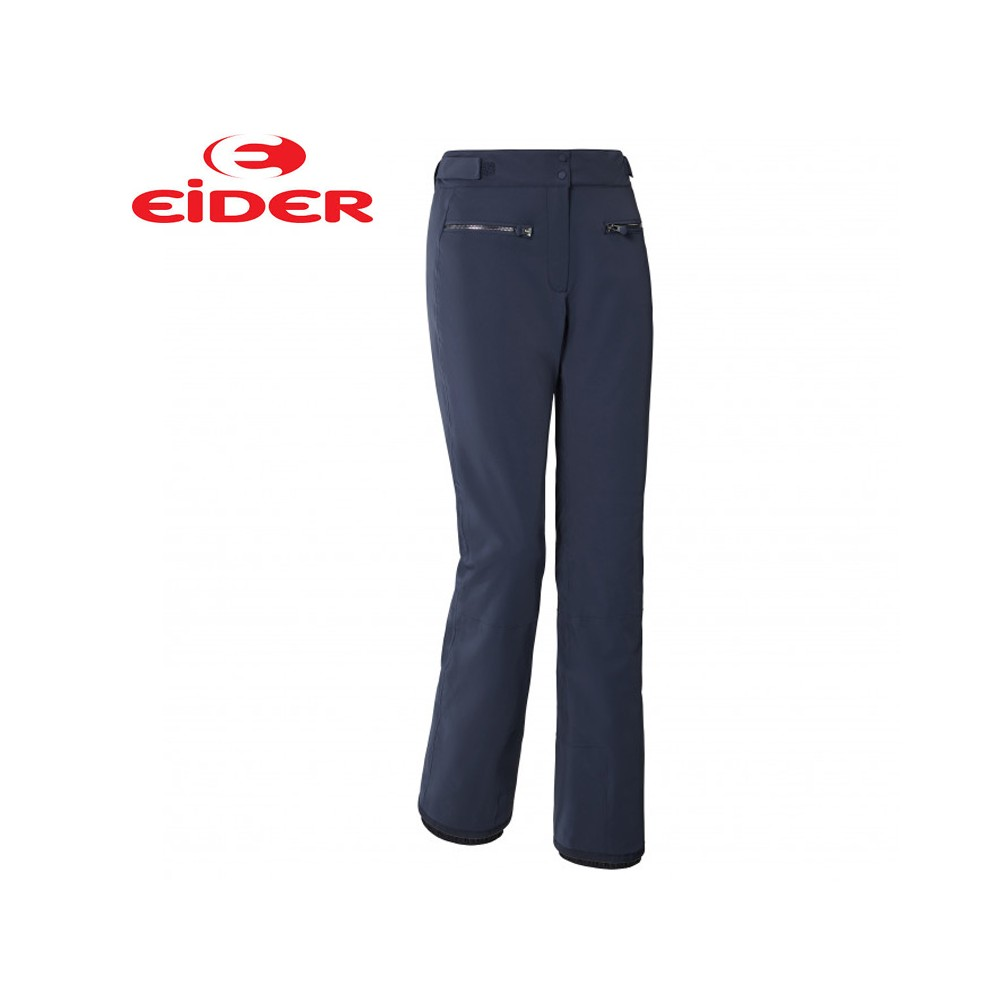 Pantalon de ski EIDER Big Sky Bleu marine Femme