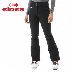 Pantalon de ski EIDER Utah Softshell Noir Femme