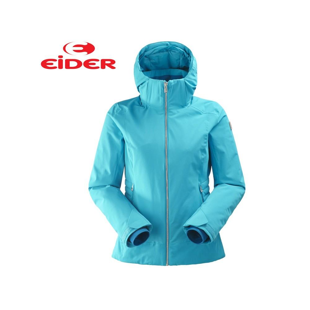 Veste de ski EIDER Squaw Valley Bleu Femme