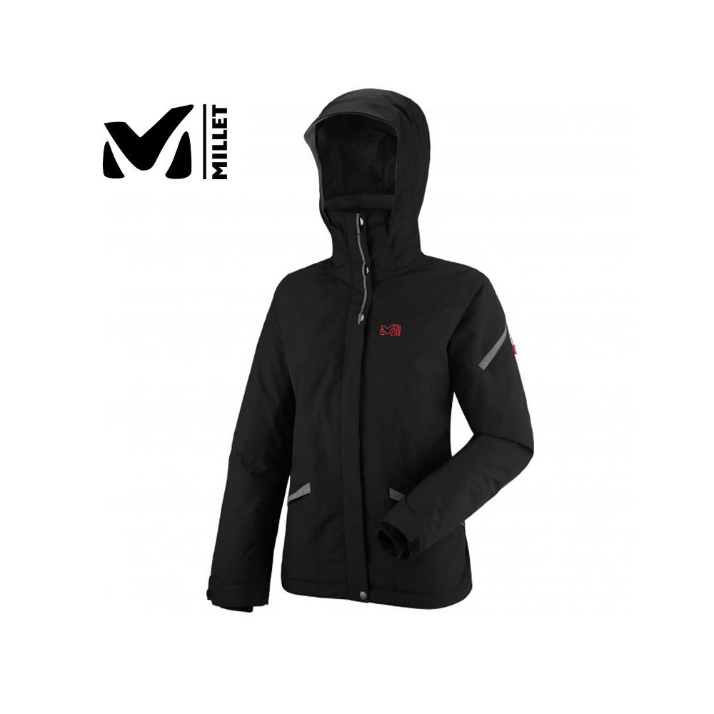 Veste de ski MILLET Cypress Mountain Noir Femme