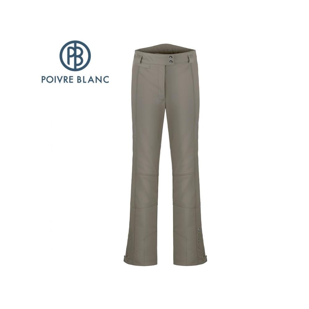 Pantalon de ski POIVRE BLANC W18-0820 WO Kaki Femme