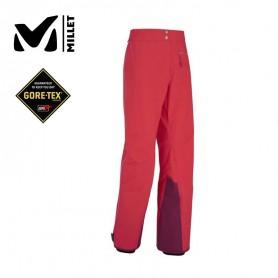 Pantalon Gtx MILLET Kamet Hibiscus Femme