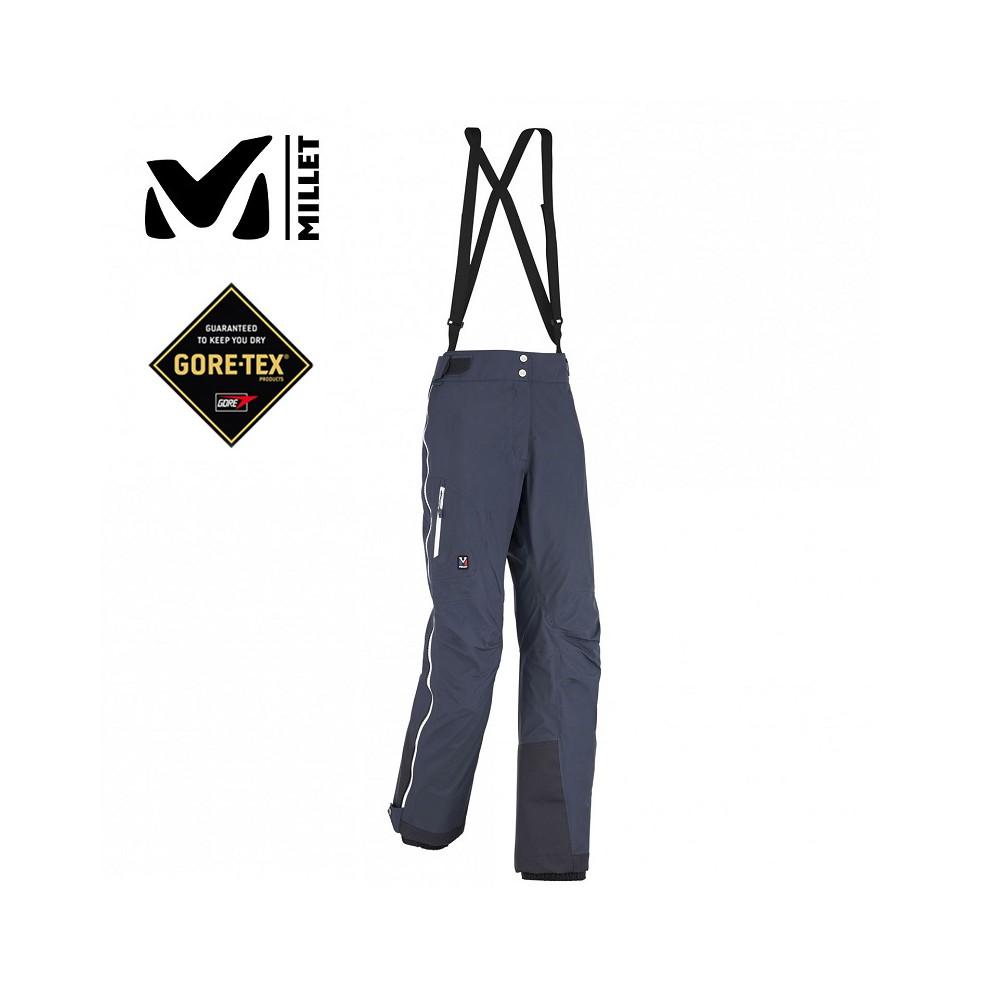 Pantalon Gtx MILLET Trilogy Bleu saphir Femme