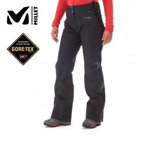 Pantalon Gtx MILLET Kamet Noir Femme