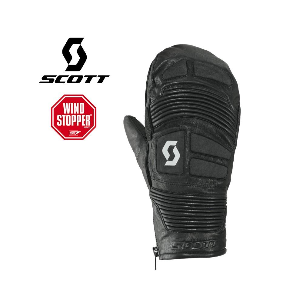 Moufle de ski Scott MNT free10 WS Noir Unisexe