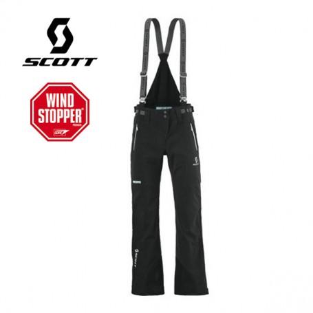Pantalon ski de rando SCOTT Cascadia Noir Femmes