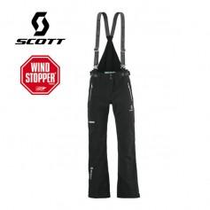 Pantalon SCOTT Windstopper Cascadia Noir Femmes