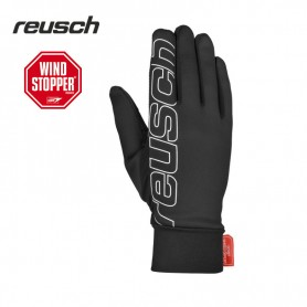 Gants Windstopper REUSCH Hike & Ride Noir Unisexe