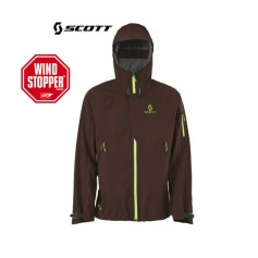 Veste Softshell Windstopper SCOTT Sonoma Bordeaux Hommes