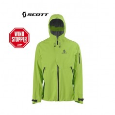 Veste Softshell Windstopper SCOTT Sonoma Vert Homme