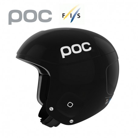 Casque de ski POC Skull Orbic X Noir Unisexe