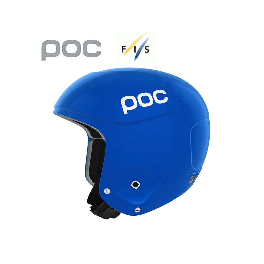Casque de ski POC Skull Orbic  X Bleu Unisexe