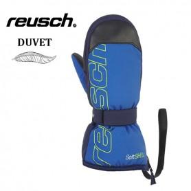 Moufles de ski REUSCH Babytech Bleu Bébé