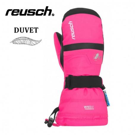 Moufles de ski REUSCH Kadir R-tex Rose BB Fille