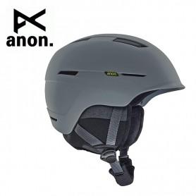 Casque de ski ANON Invert Gris Homme