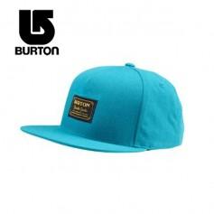 Casquette BURTON Hudson Bleu Unisexe