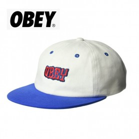 Casquette OBEY Better Days Blanc Unisexe