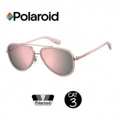 Lunettes polarisées POLAROID PLD2073/S/35J Rose Homme - Cat.3