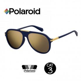 Lunettes polarisées POLAROID PLD2071/GSX Bleu Homme