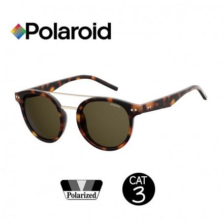 Lunettes polarisées POLAROID PLD6031/N9P Havane Homme