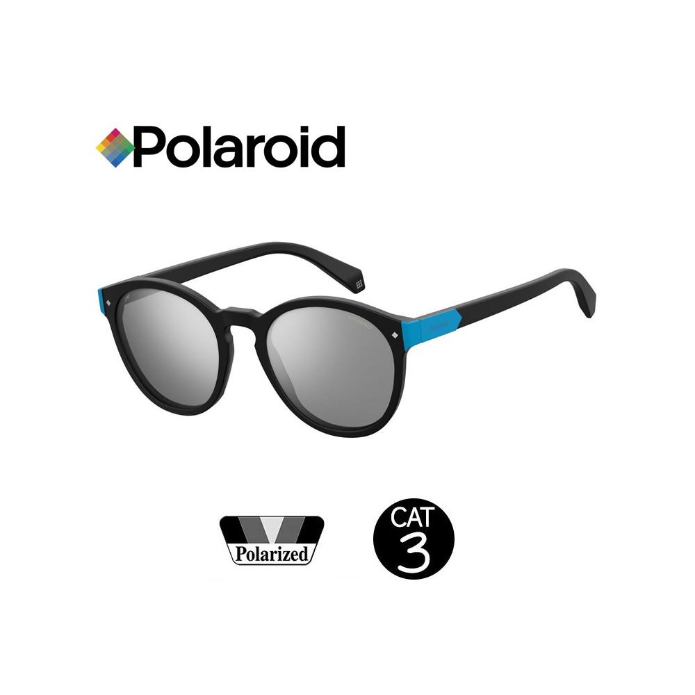 Lunettes polarisées POLAROID PLD6034/S Noir Unisexe