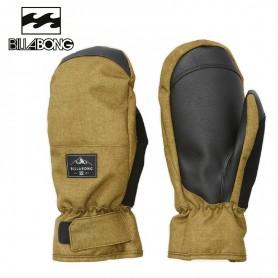 Moufles de ski BILLABONG Lark Camel Unisexe