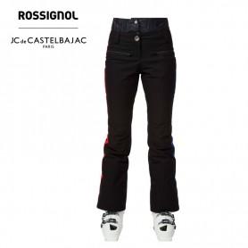 Pantalon de ski ROSSIGNOL JCC Yurock Noir Femme