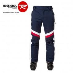 Pantalon de ski ROSSIGNOL/HILFIGER Tenacious Bleu Homme
