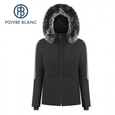 Blouson de ski POIVRE BLANC W19-0803 WO/A Noir Femme