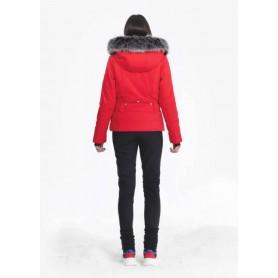 Blouson de ski POIVRE BLANC W19-0806 WO/A Rouge Femme