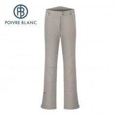 Pantalon de ski POIVRE BLANC W19-0820 WO Beige Femme