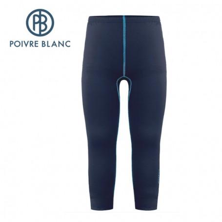 Pantalon  merinos POIVRE BLANC W19-1820 BBUX Bleu BB Junior
