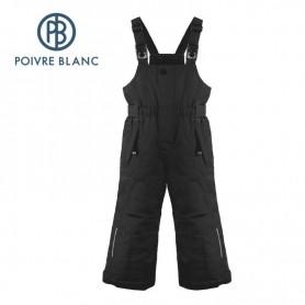 Salopette de ski POIVRE BLANC W19-0924 BBBY Noir BB Garçon