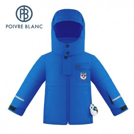Veste de ski POIVRE BLANC W19-0900 BBBY Bleu BB Garçon