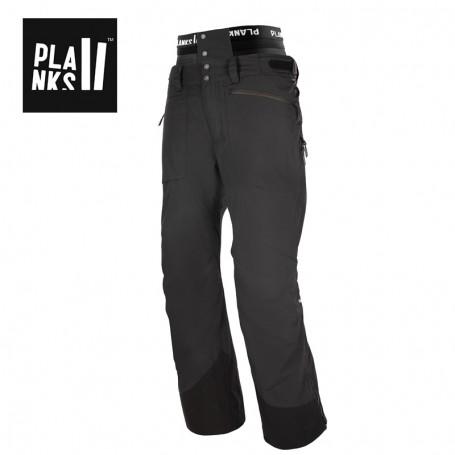 Pantalon de ski PLANKS Tracker Insulated Noir Homme