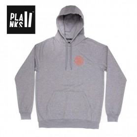 Sweat PLANKS Peace Gris Homme
