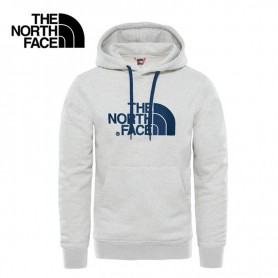 Sweat THE NORTH FACE Drew Peak Hoodie Gris Homme