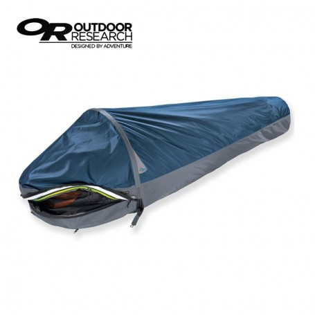 Tente tunnel OR Alpine Bivy Bleu Unisexe