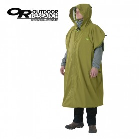 Poncho / Tarp OR Wilderness Cover Vert Unisexe
