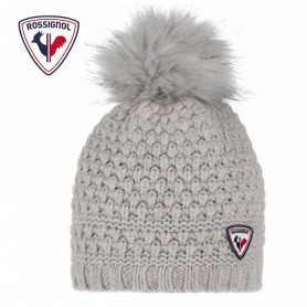 Bonnet de ski ROSSIGNOL Yana Crème Femme