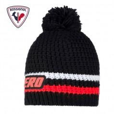 Bonnet de ski ROSSIGNOL Hero Noir Homme