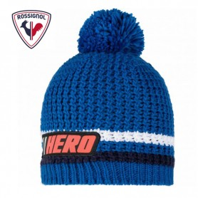Bonnet de ski ROSSIGNOL Hero Bleu Homme