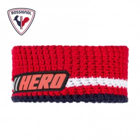 Bandeau ROSSIGNOL Hero Rouge Junior