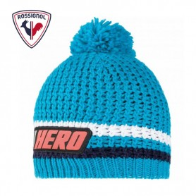 Bonnet de ski ROSSIGNOL Hero Bleu Junior